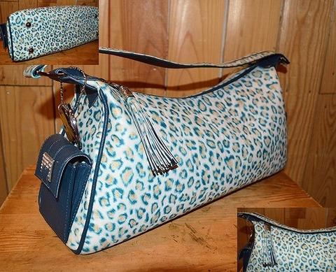 シープスキン アニマルデザインバッグ