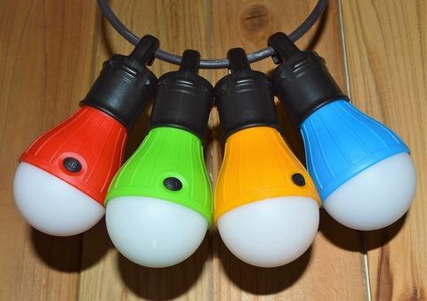 小型LEDランプ