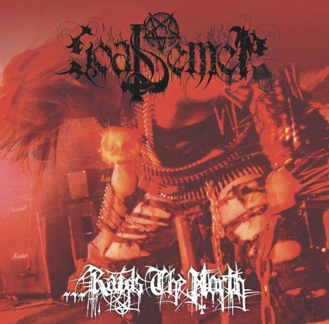 Goat Semen - Raids The North/地獄の襲来 CD