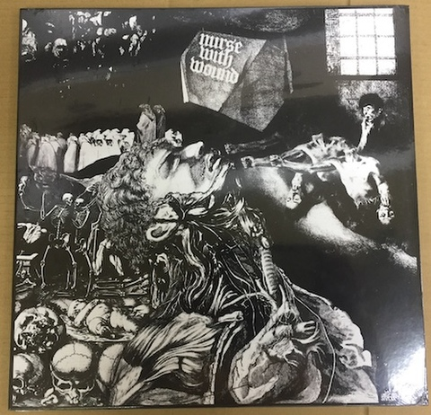 Nurse With Wound - Merzbild Schwet LP