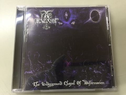 Nar Mattaru - The Underground Chapel of Deformation CD