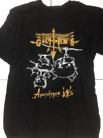 Goatpenis - Apocalypse War (T Shirt) Sizes : M