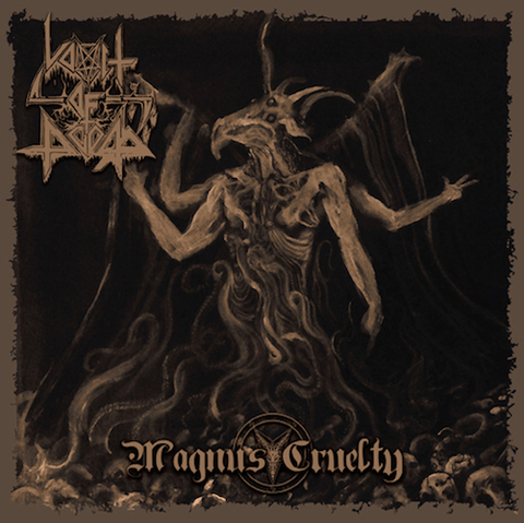 Vomit Of Doom - Magnus Cruelty 7'EP+CD-R