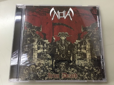 NOIA - Iron Death CD