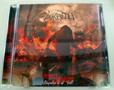 ARALLU - DESERT BATTLES CD