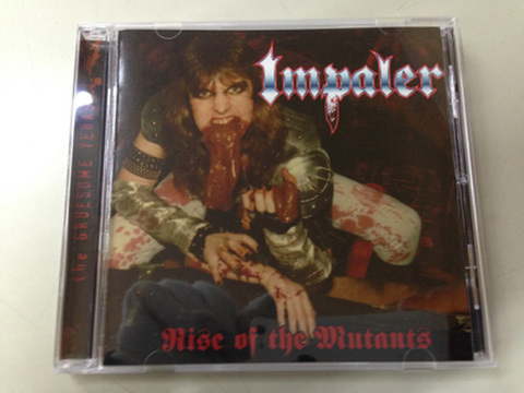 Impaler - The Gruesome Years CD