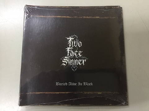Two Face Sinner - Buried Alive in Black MCD