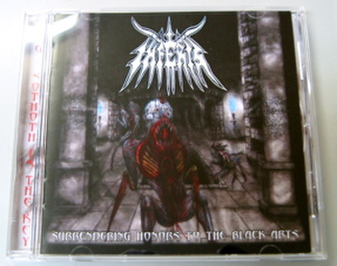 "INFERIS ""Surrendering Honors To The Black Arts"" MCD"