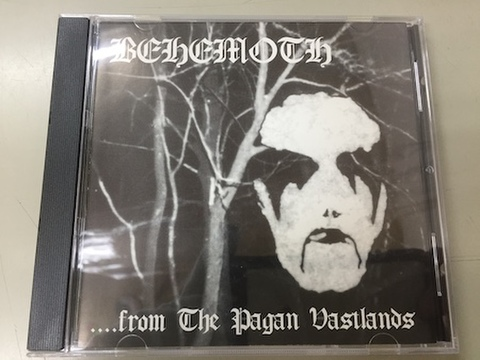Behemoth - ...From The Pagan Vastlands CD