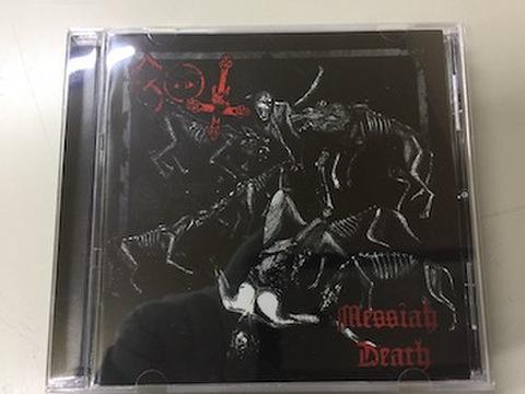 Rot - Messiah Death CD