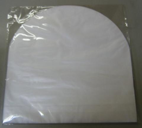 12'インチ/LP用中袋(丸底)100枚パック