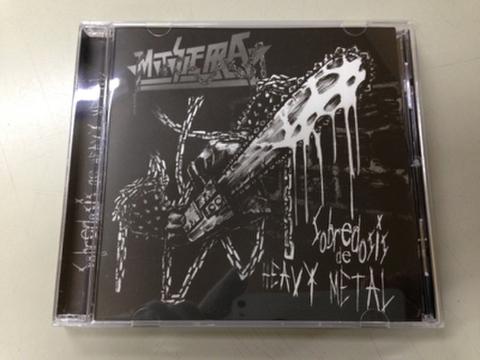 Motosierra - Sobredosis de Heavy Metal CD