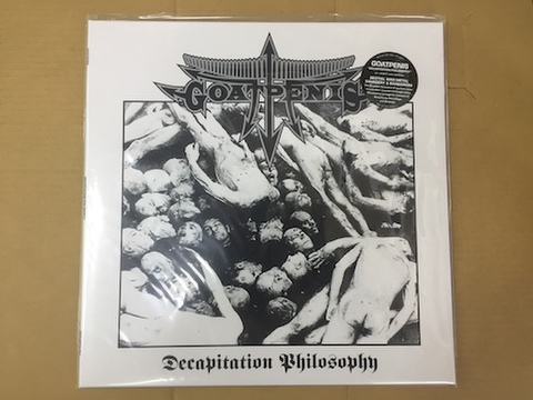 Goatpenis - Decapitation Philosophy LP
