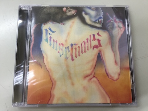 Fingernails - Fingernails CD