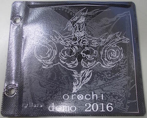 or∞chi - demo 2016 CD-R