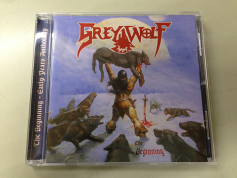Grey Wolf - The Beginning CD