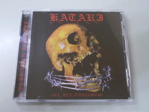 Katari - Ave, Rex Ivdaeorvm! CD