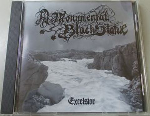 A Monumental Black Statue - Excelsior CD