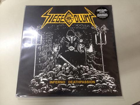Siege Column - Inferno Deathpassion LP