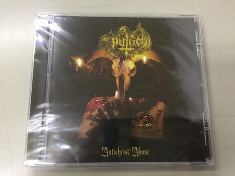 Putrid - Antichrist Above CD