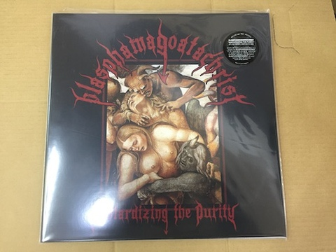 Blasphamagoatachrist - Bastardizing the Purity LP