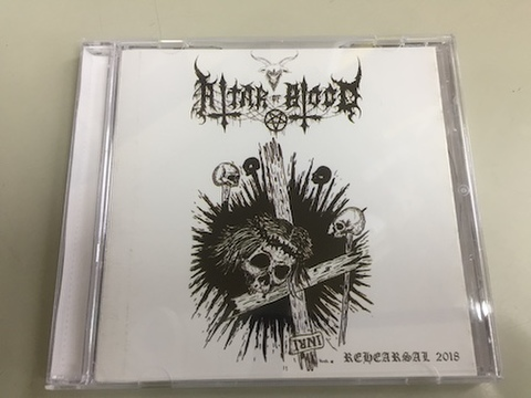 Altar of Blood - Rehearsal 2018 CD