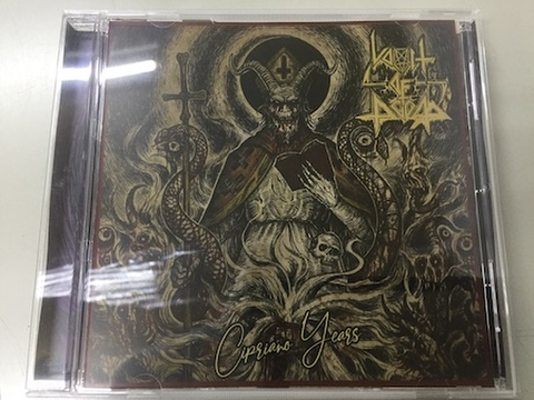 Vomit of Doom - Cipriano Years CD
