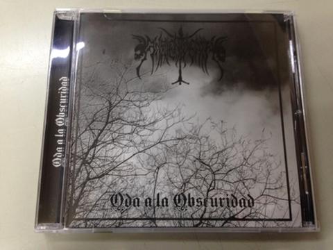 Ancient Death - Oda a la obscuridad CD