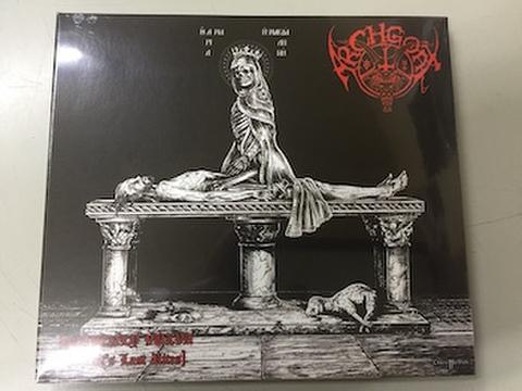 Archgoat -  Heavenly Vulva (Christ's Last Rites) デジパックMCD