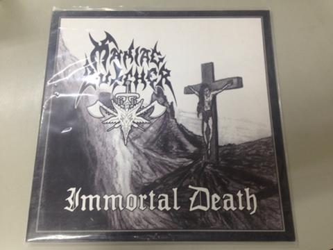 Maniac Butcher- Immortal Death LP