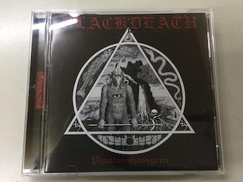 Blackdeath - Phantasmhassgorie CD (Fallen-Angels Productions)