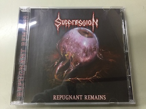 Suppression - Repugnant Remains MCD