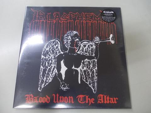 Blasphemy - Blood Upon the Altar MLP (レギュラーエディション)