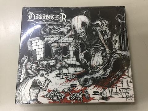 Disinter - Disinter デジパックCD