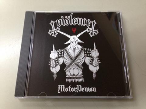 Violence  - Motordemon MCD