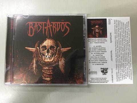 Bastardos - Bastardos CD