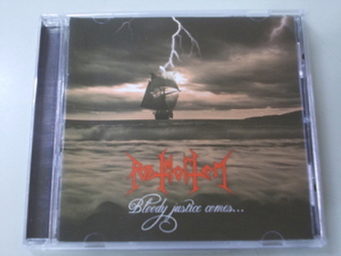 Postmortem - Bloody Justice Comes … Death metal CD