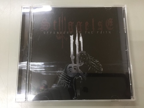 Styggelse  - Offenders of the faith CD