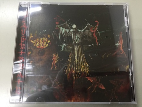Slaughtbbath ‎- Alchemical Warfare CD (Old Temple)
