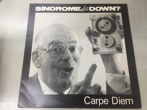 Sindrome De Down? – Carpe Diem LP (中古)