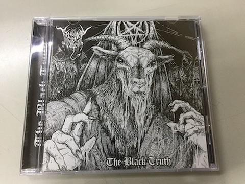 Black Angel - The Black Truth CD