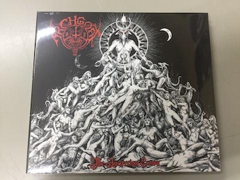 Archgoat -  The Luciferian Crown デジパック CD
