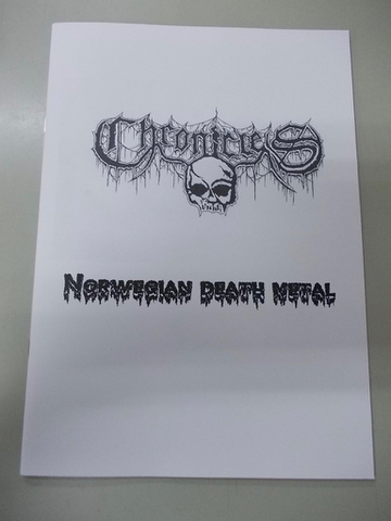 Chronicles vol.2 - Norwegian Death Metal