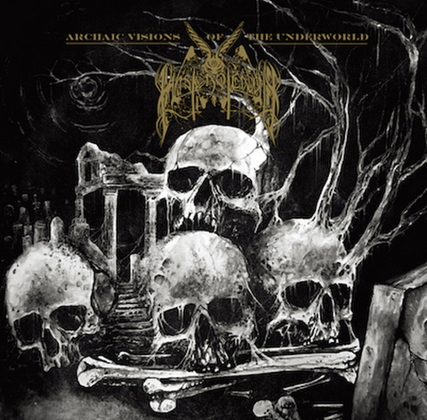 Master Of Cruelty - Archaic Visions Of The Underworld CD
