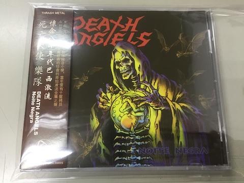 Death Angels - Noite Negra CD
