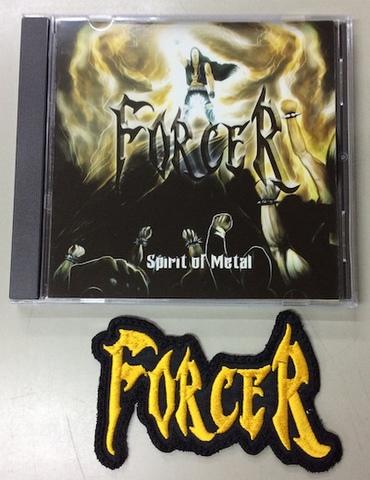 Forcer - Spirit of Metal CD