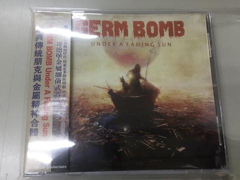 Germ Bomb - Under A Fading Sun CD