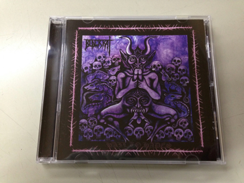 Blackrat - Hail To Hades CD