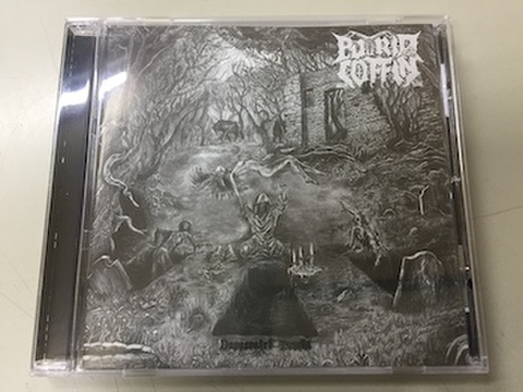 Putrid Coffin - Desecrated Tombs MCD