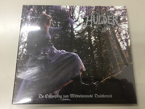 Hulder - De oproeping van middeleeuwse duisternis / Embraced by Darkness Mysts デジパック CD